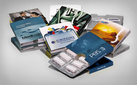 Packaging Design & Artwork Production: Creative Design Solutions.